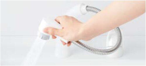 ハンドシャワー式