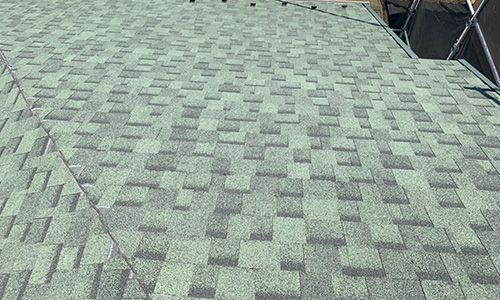 屋根(屋根葺き替え)施工