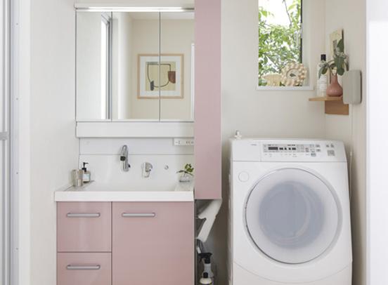 リクシル(LIXIL)の洗面台「ピアラ」