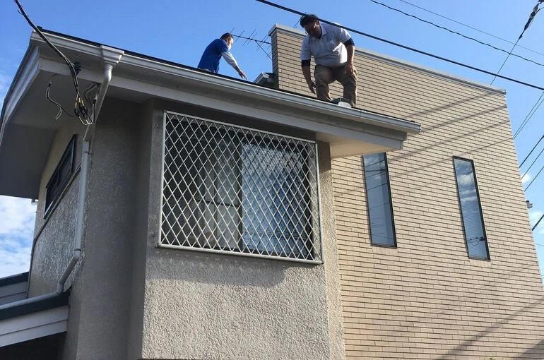 横浜市青葉区の屋根メンテナンス(神奈川 リフォーム)