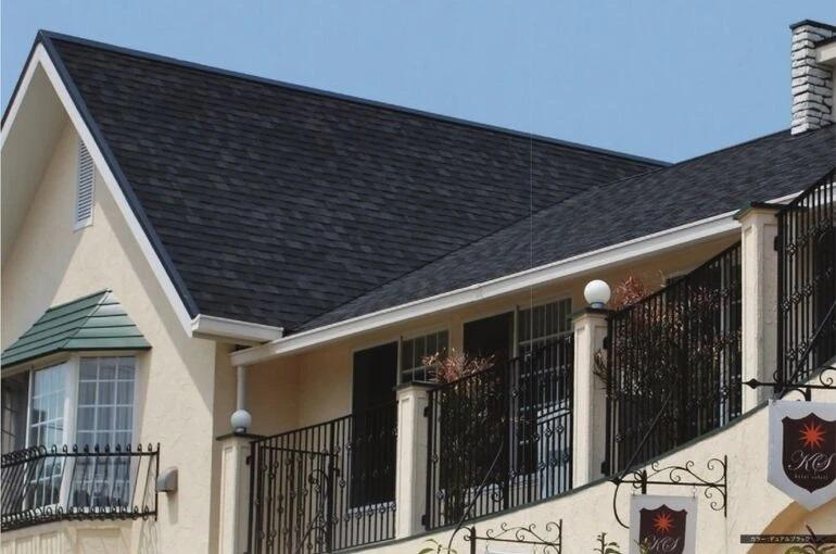 【おすすめ屋根材】旭ファイバーグラスのリッジウェイ
