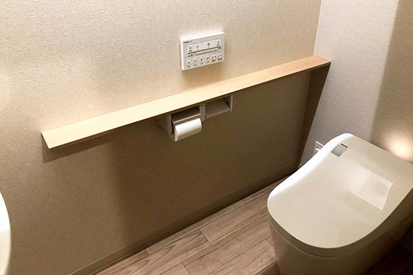 トイレ交換 リフォーム事例After